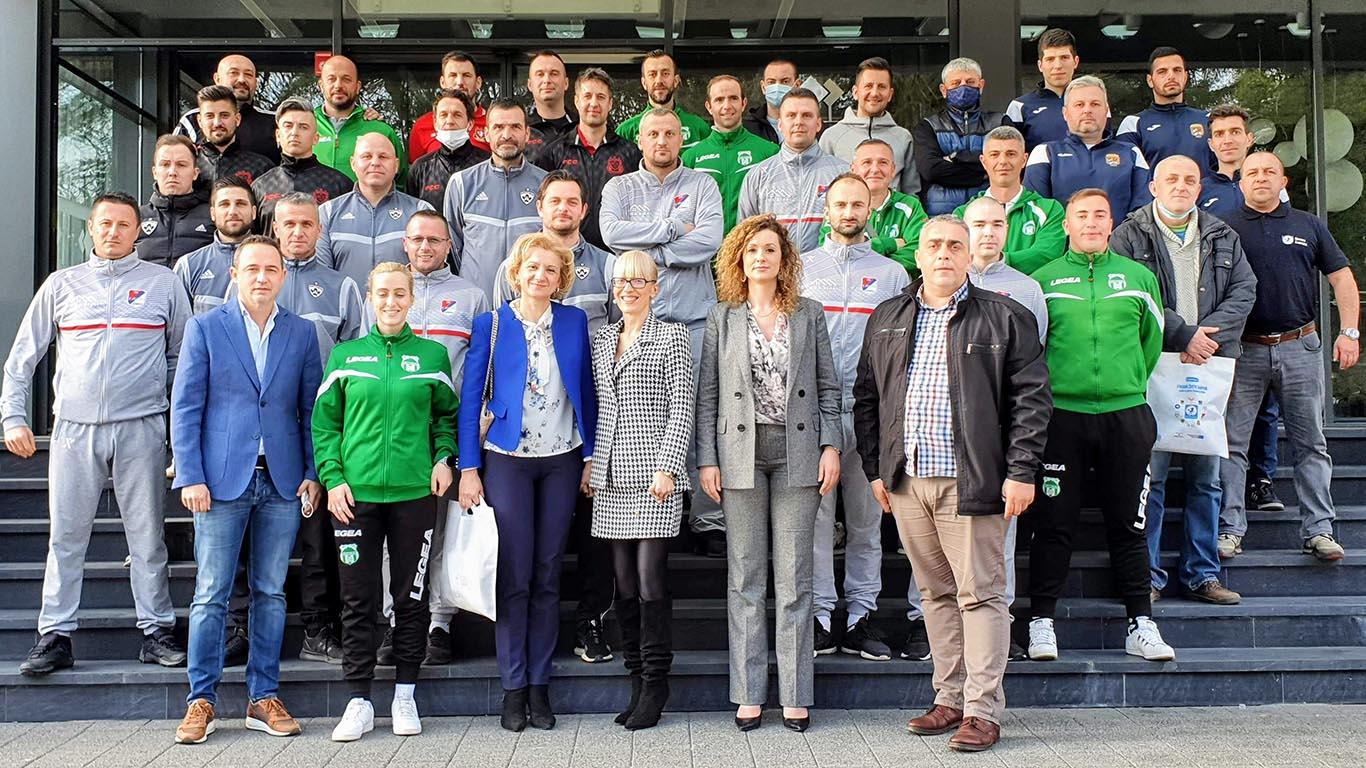 Treneri, O čemu Pričate Sa Mladim Fudbalerima – Otvoreni Dijalog Kao Prvi Korak Ka Stvaranju životnih šampiona